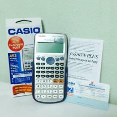 Bán May Tinh Casio Fx 570 Vn Plus Co Tem Bạc 3D Bh 24 Thang Nguyên