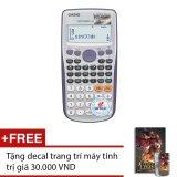 Giá Bán May Tinh Casio Fx 570Es Plus Tặng 1 Decal Trang Tri May Tinh Trong Hồ Chí Minh