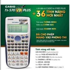 Bán May Tinh Casio Fx 570Vn Plus Chinh Hang Bh 2 Năm Trực Tuyến Trong Hà Nội