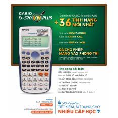 Cửa Hàng May Tinh Casio Fx570 Vn Plus Xam Rẻ Nhất