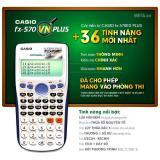 Mã Khuyến Mại May Tinh Casio Fx570Vn Plus Casio Bitex Mới Nhất