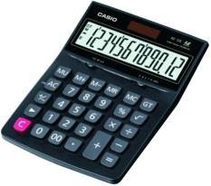 Mua May Tinh Để Ban Casio Dz 12S Đen Casio Rẻ