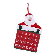 Mua Chúc Giáng Sinh Cha Ra Đời Lịch Đếm Ngược Vật Trang Trí-quốc tế