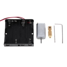 Bộ 6 V Dc Pcb Điện Cầm Tay Với 4 Pin Aa Ốp Lưng Va 1 3 Met Bit Khoan Xoắn Quốc Tế Oem Chiết Khấu 50