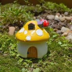 Khu Vườn thu nhỏ Trang Trí Hình Nhà Búp Bê Lắp Ghép-quốc tế