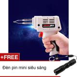 Mỏ Han Xung Soldering Gun Joust Max 100W Js2901 Tặng Đen Pin Mini Zento Rẻ