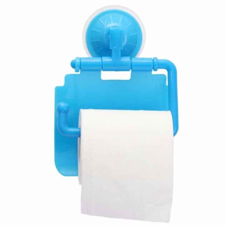 Móc treo giấy vệ sinh hít chân không + Tặng kèm 1 thẻ tích điểm Giá tốt 360