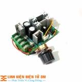 Mua Module Băm Xung Pwm V5 Điều Khiển Tốc Độ Động Cơ Dc 9V 60V 20A Rẻ Trong Hà Nội