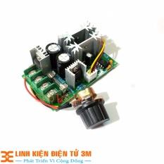 Giá Bán Module Băm Xung Pwm V5 Điều Khiển Tốc Độ Động Cơ Dc 9V 60V 20A Nguyên