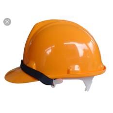 Hình ảnh mũ bảo hộ công nhân vàng