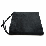 Mua Nệm Ngồi 40035 Black Velvet Square Seat Pad 40X40X3 5Cm Đen Soft Decor Nguyên