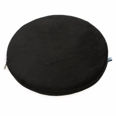 Mua Nệm Ngồi Tron 405 Black Velvet Round Seat Pad 40X40X5Cm Đen Rẻ Hồ Chí Minh