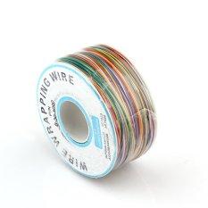 Mới nhất 8 màu Quấn Dây 300 mét AWG30 Cáp ok dây-quốc tế