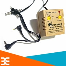 Hình ảnh Nguồn Adapter Đa Năng Nhiều đầu ra 1,5v 3v 4,5v 6v 9v 12v 400ma Có Điều Chỉnh ( SC-3123B )