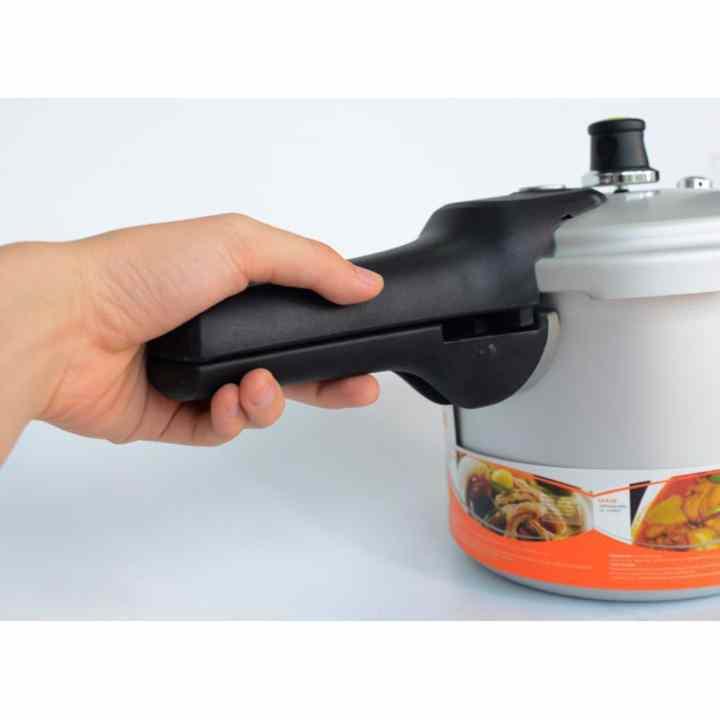 Nồi áp suất đáy từ Safety Supor YH18N1IH 18cm - 3.5L - Dùng với mọi loại bếp