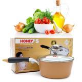 Nồi Phủ Sứ Honey S Ho Ap2C182 18Cm Vang Honey S Chiết Khấu 50
