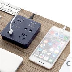 Ổ Cắm 2 Cổng USB 2,1A Hẹn Giờ Sạc Đa Năng TI0156