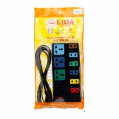 Giá Bán Ổ Cắm Điện Đa Năng Lioa 4D6S32 Lioa Trực Tuyến
