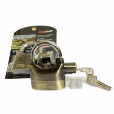 Hình ảnh Ổ khóa báo động chống trộm Kinbar Alarm Lock 110DBA (Vàng đồng) - Hàng nhập khẩu