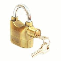 Ổ khóa báo động chống trộm Kinbar (Trắng Bạc)