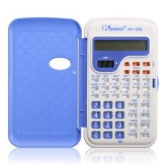 Mua Office Mini Scientific Calculator School Student Function Calculadora Multifunctional Clock Calculator Cientifica dark blue - intl