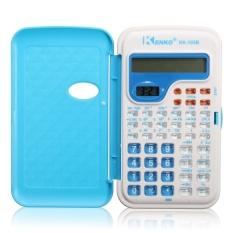 Mua Văn phòng Mini Máy Tính Khoa Học Sinh Trung Học Chức Năng Calculadora Đồng Hồ Đa Chức Năng Máy Tính Cientifica xanh dương nhạt-quốc tế