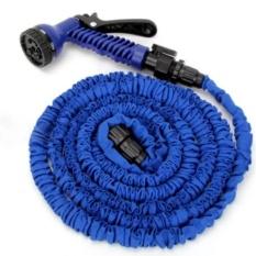 Hình ảnh Ống nước co giãn đa năng,Bộ vòi xịt nước thông minh giãn nở 30m (Xanh)