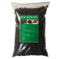 phân bánh dầu mè siêu tốt cho cây 5 kg