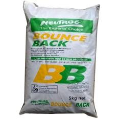 Phân hữu cơ đậm đặc dạng viên Bounce Back nhập khẩu từ Úc chuyên dùng cây ăn tráI và rau sạch hữu cơ 5Kg