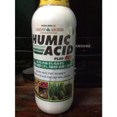 Phân hữu cơ công thức siêu ra rễ Humic Acid - 14% 1 lít