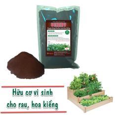 Hình ảnh Phân trùn quế cao cấp Vermy cho rau sạch - hoa kiểng gói 1kg