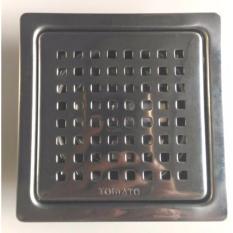 Hình ảnh Phễu thu sàn TOMATO 1290 phi 90mm chất liệu inox 304