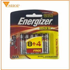 Bán Pin Energizer Aaa Vỉ 12 Vien Mới