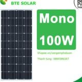 Bán Mua Trực Tuyến Pin Mặt Trời Bte Solar Mono 100W