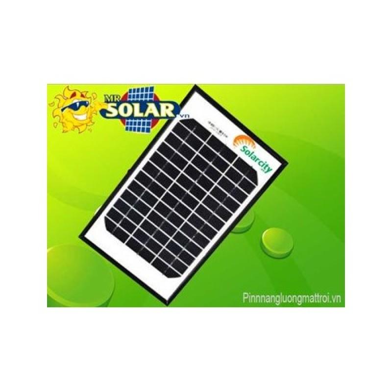 Pin năng lượng mặt trời mono 10w