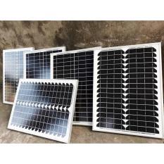 Hình ảnh Tấm pin năng lượng mặt trời 25W Mono