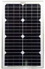 Bán Pin Năng Lượng Mặt Trời Tidisun Mono 30W Cpp30W Mono Solar Panel Trực Tuyến