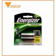 Bộ 2 viên Pin sạc AAA  Energizer 700mah (pin sạc đũa )
