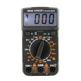 Pocket Mini Digital Multimeter Backlight Ac Dc Ammeter Voltmeter Intl Trong Trung Quốc