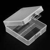 Di Nhựa Ốp Lưng Giá Đỡ Hộp Bảo Quản cho 2 cái 9 v 6F22 Pin-quốc tế