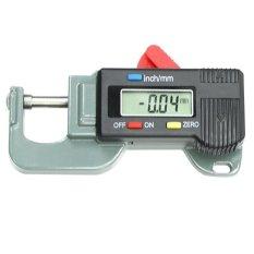 Hình ảnh Di động Chính Xác Kỹ Thuật Số Đồng Hồ Đo Độ Dày Đồng Hồ Đo Bút Thử Micromet 0 đến 12.7 m Kẹp Phanh-quốc tế