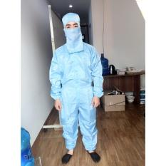 Hình ảnh Quần áo phun thuốc trừ sâu