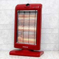 Quạt sưởi Sunhouse SHD7016 (Đỏ)