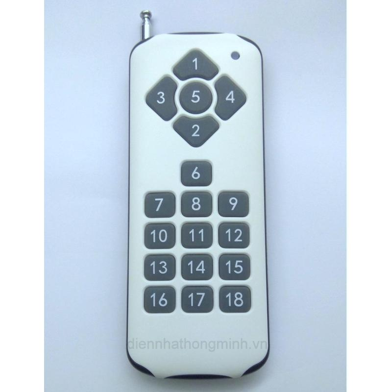 Remote 18 nút nhấn