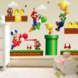 Chiết Khấu Miếng Dan Tường Trang Tri Co Thể Gỡ Bỏ Hinh Super Mario Bros Danh Cho Phong Ngủ Em Be Phong Ăn Va Nha Cửa Quốc Tế Oem Trung Quốc