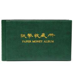 Hình ảnh Ring Coin Album Badge Pages 30 pockets Per Page for Collectors Ring Section - intl