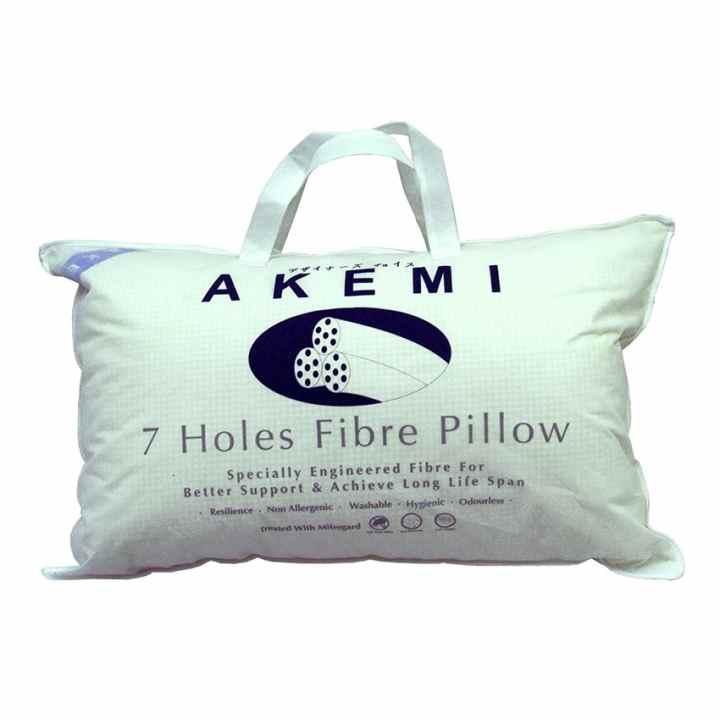 Ruột gối nằm Akemi 7 Holes 9557108047082 (Trắng)