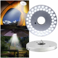 Hình ảnh Security 48 LED Light Lamp Outdoor Emergency Lightning For Adventure Camping - intl