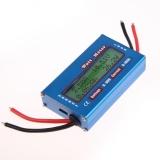 Chiết Khấu Simple Dc Power Analyser Watt Volt Amp Meter 12V 24V Solar Wind Analyzer Intl Oem