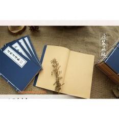 Mua Sổ tay bí kiếp võ công size lớn 100 trang